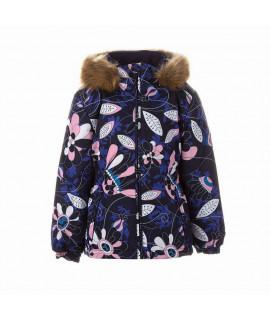 Зимняя термо-куртка детская HUPPA MARII 04086 синяя
