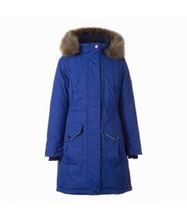 Зимняя куртка детская MONA 2 Huppa 70035 синяя