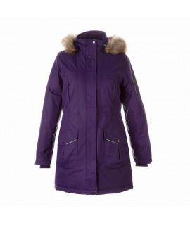 Зимняя куртка детская MONA 2 Huppa 70073 фиолетовая