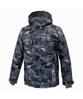 Куртка детская зимняя горнолыжная ROICE 1 Huppa 92518 серая