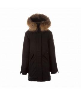 Зимняя куртка-парка HUPPA VIVIAN 1 черная
