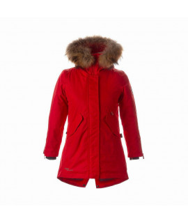 Зимняя куртка-парка HUPPA VIVIAN 1 красная