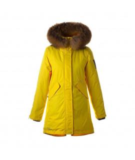 Зимняя куртка-парка HUPPA VIVIAN 1 70002 желтая