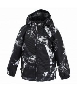 Куртка детская демисезонная Jody Huppa 82309 черная