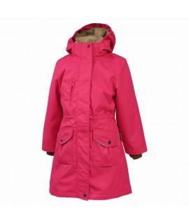 Куртка-парка демисезонная MOONI Huppa 00063 фуксия