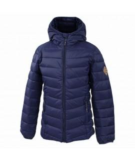 Куртка детская демисезонная Stenna Huppa темно-синий