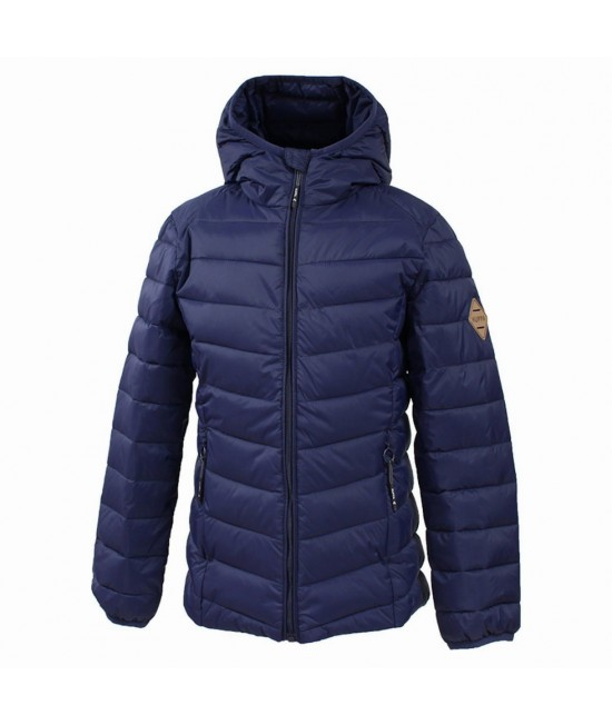 Куртка детская демисезонная STENNA Huppa 00086 темно-синий