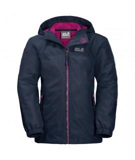 Куртка детская зимняя G ICELAND 3IN1 JKT Jack Wolfskin