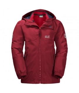 Куртка детская зимняя B ICELAND 3IN1 JKT Jack Wolfskin