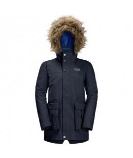 Куртка зимняя B ELK ISLAND 3IN1 PARKA Jack Wolfskin