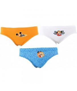 Комплект трусов для мальчика Микки и веселые гонки Disney Arditex WD11889