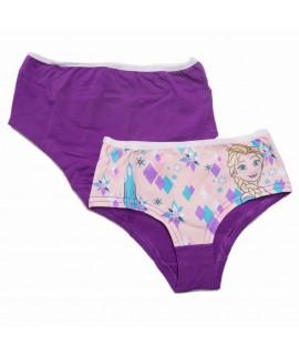 Трусики для девочки Холодное сердце Disney Sun City HQ3103 фиолетовые