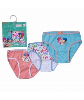 Комплект трусов для девочки Шиммер и Шайн Nickelodeon Arditex SS12538