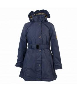 Пальто детское демисезонное LEANDRA HUPPA синее