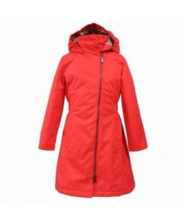 Пальто детское демисезонное LUISA Huppa красное