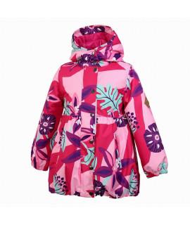 Пальто детское демисезонное Sofia Huppa 01963 фуксия