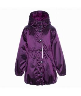 Пальто детское демисезонное Sofia Huppa 90034 бордовый