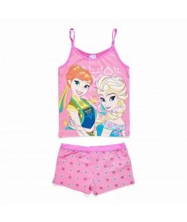 Пижама Холодное сердце Disney Arditex WD11070 розовая