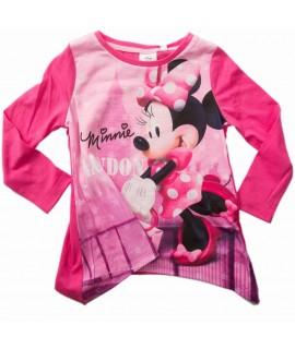 Туника из трикотажа Минни Маус Disney Sun City HQ1084 розовый