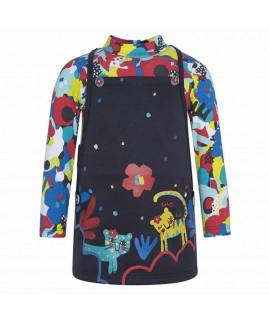 Платье с начесом Тигрята Tuc Tuc 50287-1