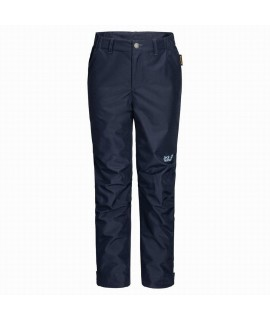 Брюки зимние SNOWY DAYS PANTS KIDS Jack Wolfskin