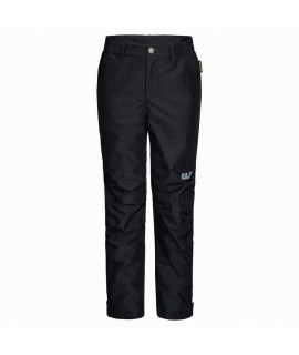 Брюки зимние SNOWY DAYS PANTS KIDS Jack Wolfskin 1608091-6000