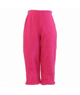 Флисовые штаны BILLY Huppa 00063 розовые