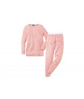 Термобелье на флисе Pepperts 277930 розовое