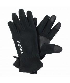 Детские перчатки AAMU Huppa черные