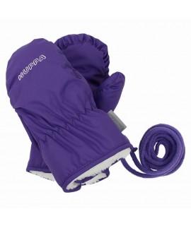 Детские варежки краги GAYA Huppa 70053 фиолетовый