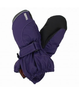 Детские варежки краги MAGGIE Huppa фиолетовые