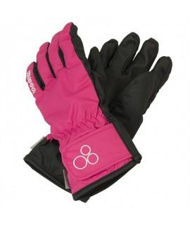 Детские перчатки-краги RIXTON 1 Huppa 80163 розовые