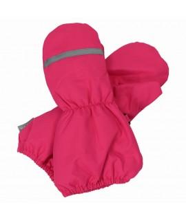 Детские варежки краги RON Huppa розовые