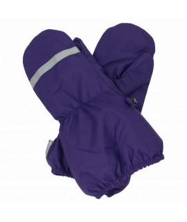 Детские варежки краги RON Huppa 70073 фиолетовые