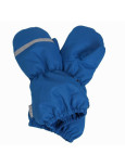 Детские варежки краги RON Huppa 80066 голубые