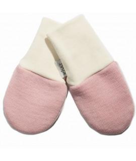 Варежки шерстяные для младенцев на хлопковой подкладке Kivat 150-19