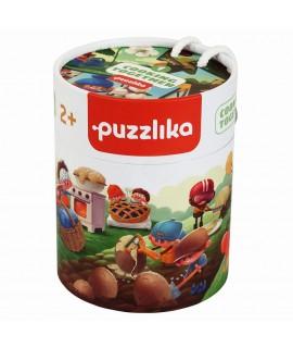 Пазлы Готовим вместе 1 Puzzlika 13951