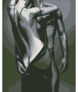 Алмазная вышивка Passion Идейка АМ6133