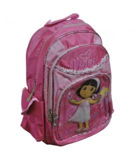 Школьный рюкзак Bambi J 002-4219 Dora Pink
