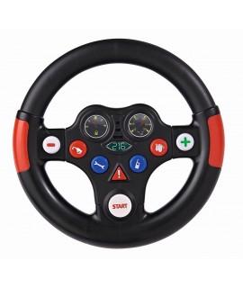 Руль спортивный к детским машинам BIG 56487