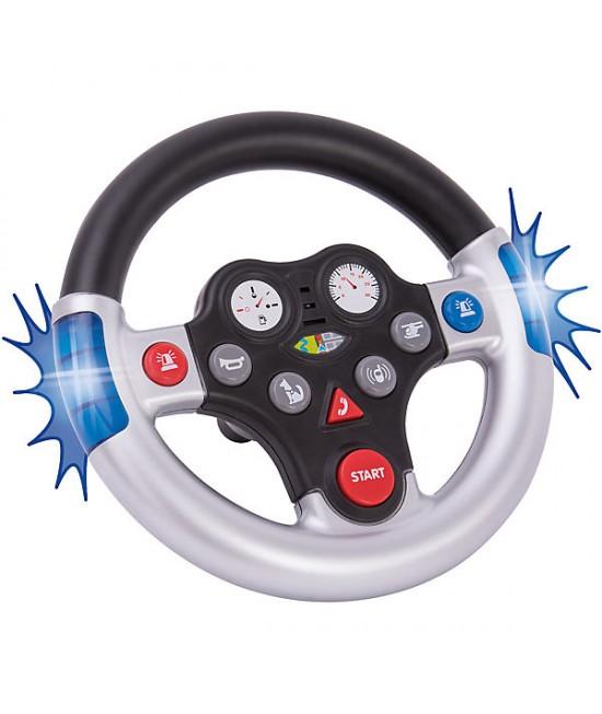 Руль спасательный к детским машинам BIG 56493
