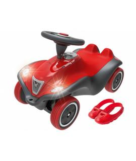 Машинка-каталка Big Bobby Super Car 56230 красная