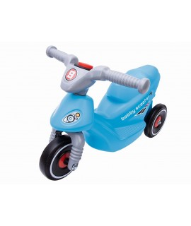 Беговел Мотоцикл каталка BIG Scooter голубой 56817