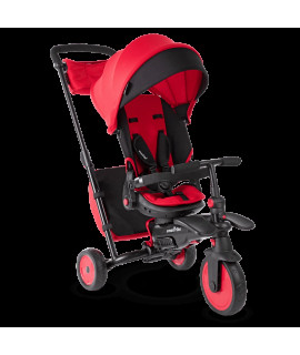 Велосипед коляска 8 в 1 Smart Trike STR7 красный
